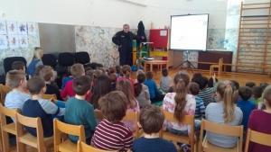 Predavanje o zaštiti i spašavanju